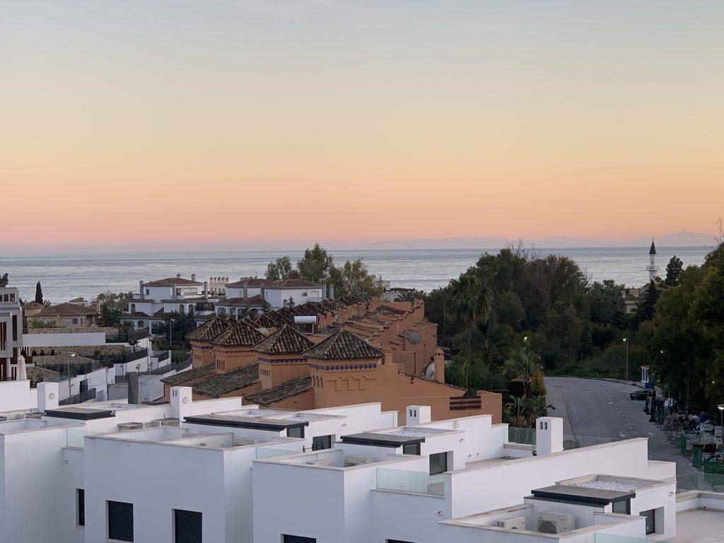 Sea View Almodóvar Villa Marbella