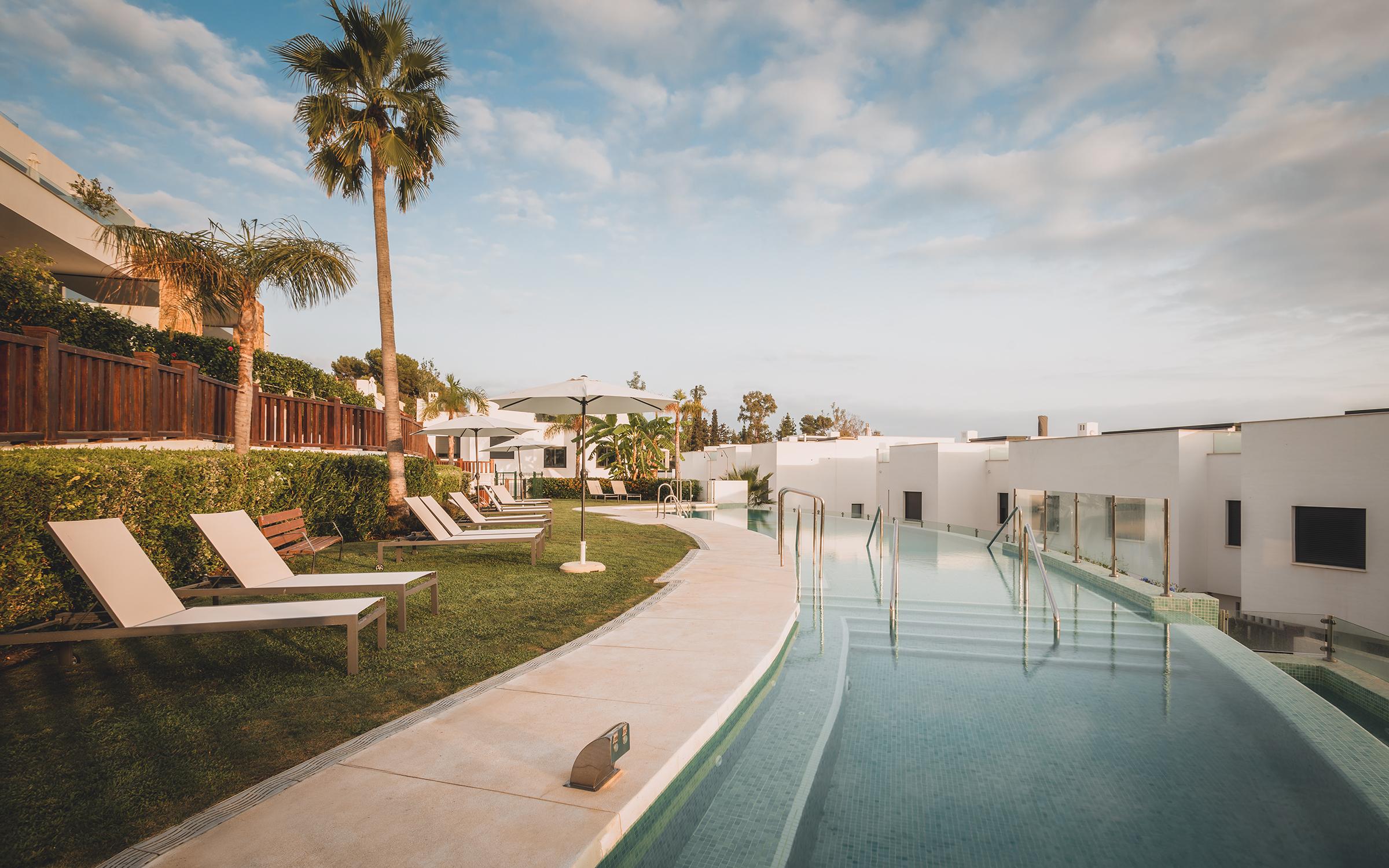 Main Pool Almodóvar Villa Marbella