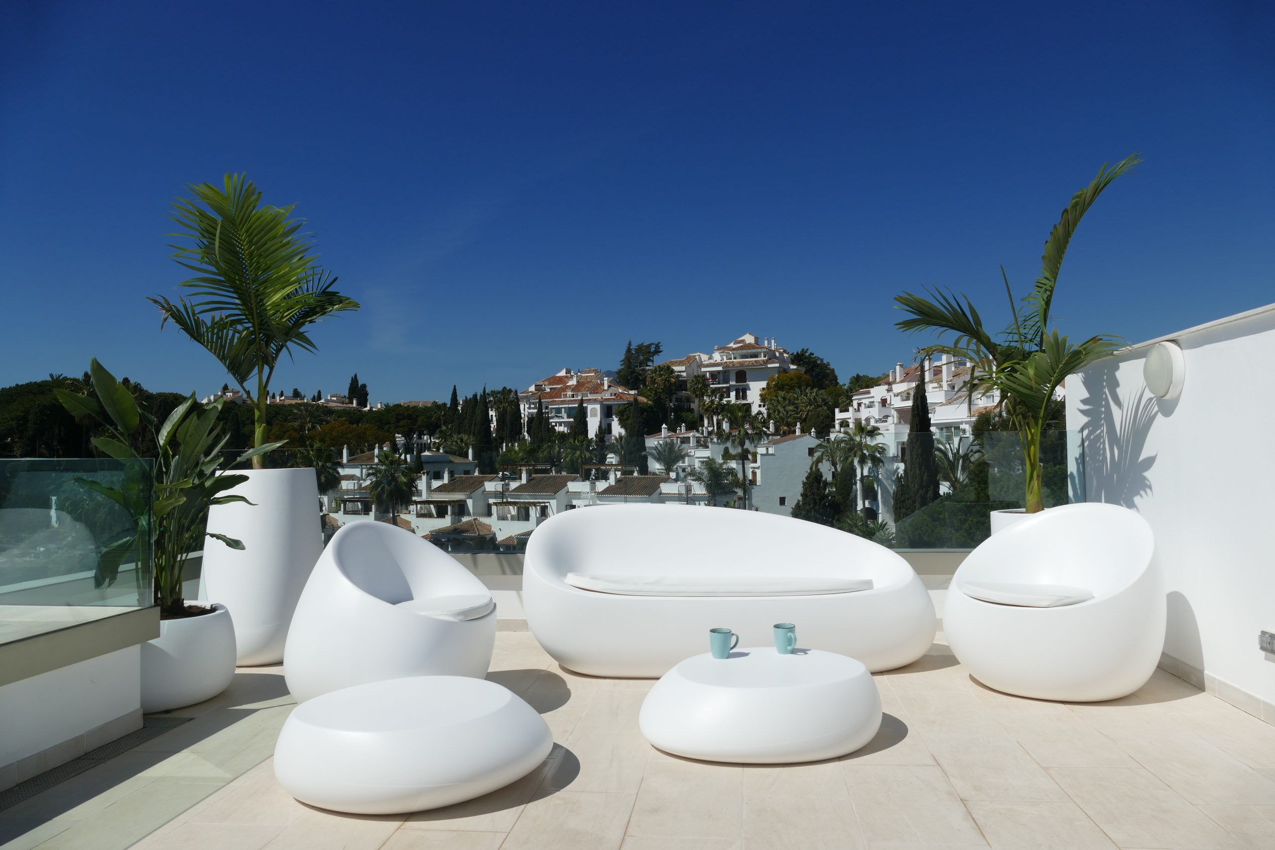 Solariumg Almodóvar Villa Marbella